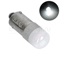 Светодиодная лампа 360 Light Osram чип 2W BA9S T4W белая