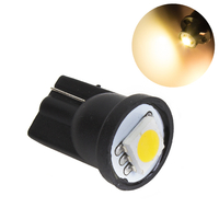 Светодиодная лампа направленного света 1 LG SMD 5050 T10 W5W 3000K