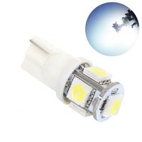 Светодиодная лампа LG SMD 5050 5 LED T10 W5W 6000K