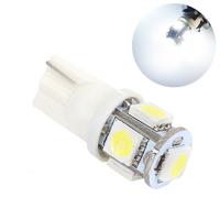 Светодиодная лампа LG SMD 5050 5 LED T10 W5W 5000K