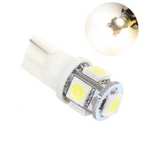 Светодиодная лампа LG SMD 5050 5 LED T10 W5W 4300K
