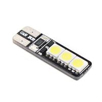 Габаритные светодиодные лампы 6 SMD 5050 T10 - W5W RAZOR LED