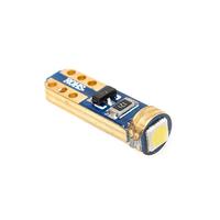 LED лампа с обманкой GOLDEN 1 SMD 3030 T5