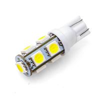 Автомобильная диодная лампочка 9 SMD 5050 T10 - W5W EuroLight