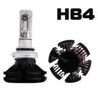 Светодиодные лампы HB4 ZES X3 комплект - 2 шт