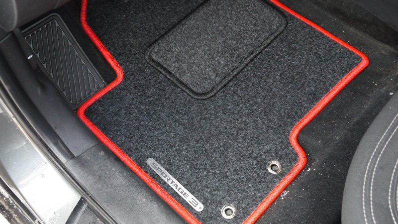Как сделать коврики в авто