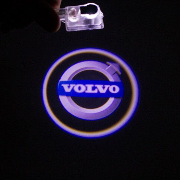 Подсветка с логотипом