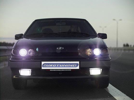 Выбрать лампы для автомобиля